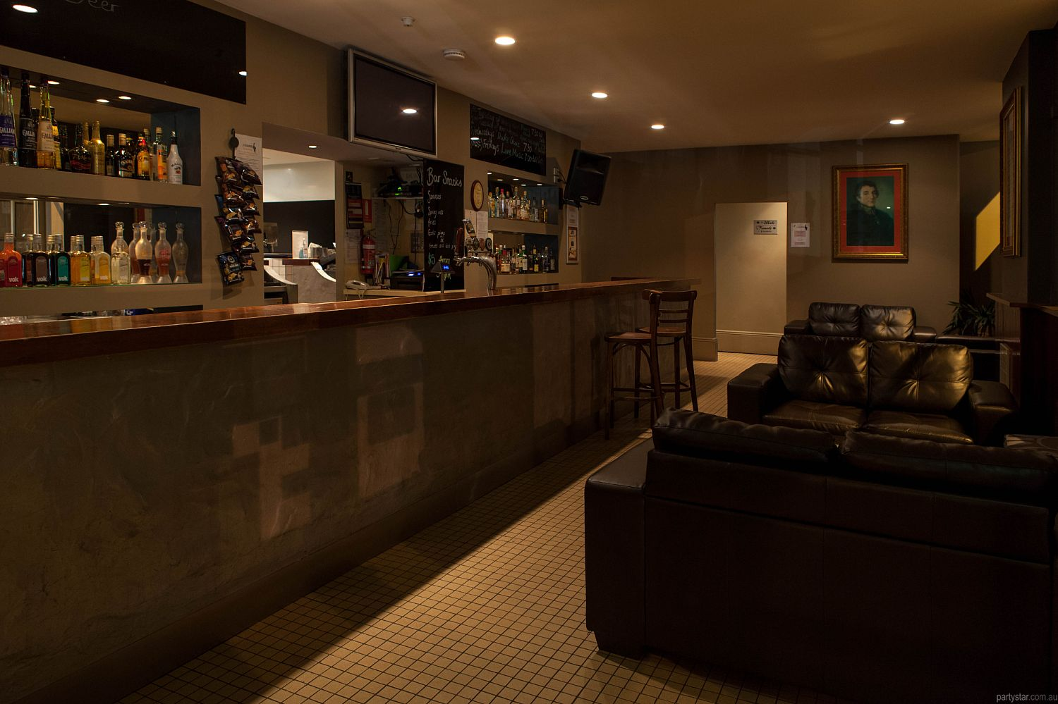 Duke of Wellington, Hobart, TAS. Function Room hire photo #1