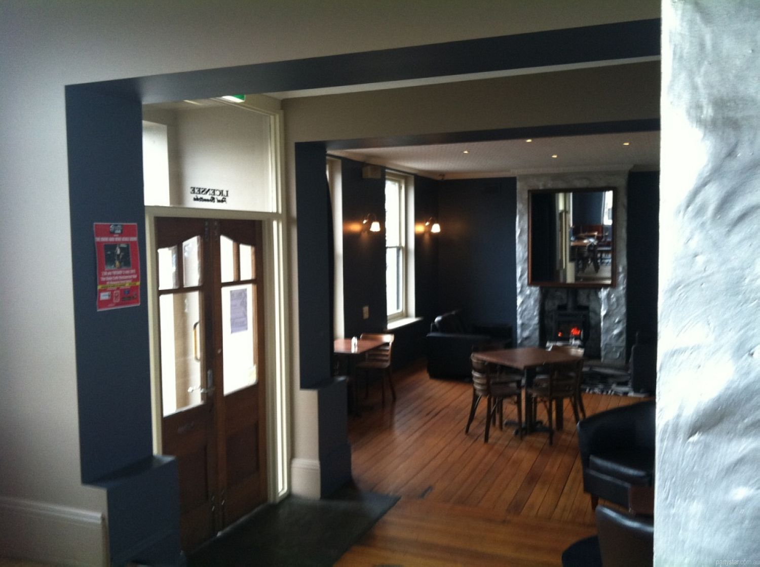 Duke of Wellington, Hobart, TAS. Function Room hire photo #2