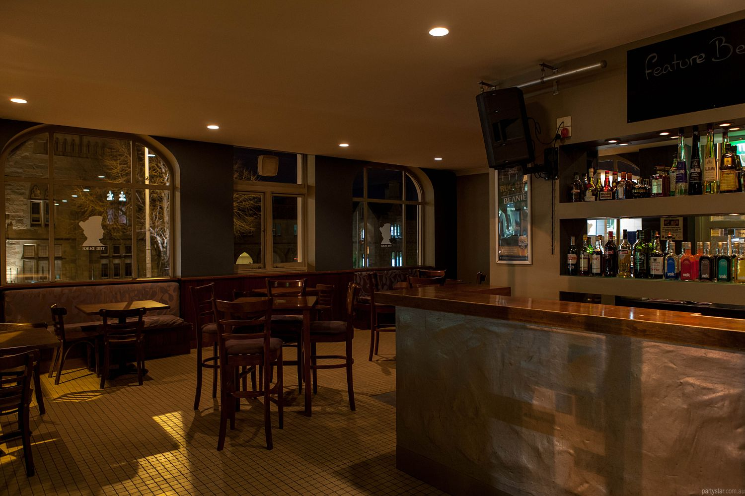 Duke of Wellington, Hobart, TAS. Function Room hire photo #3