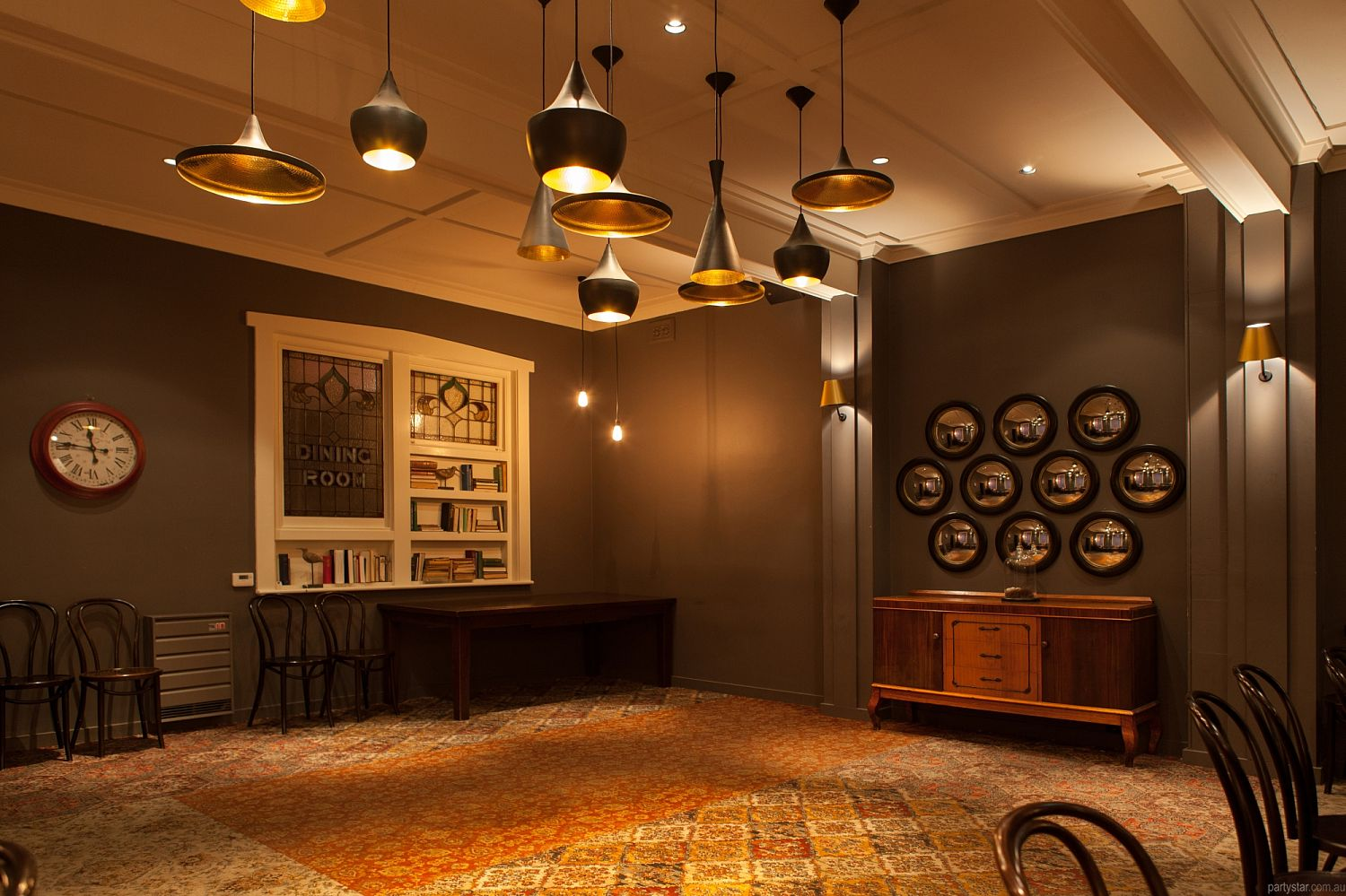Brunswick Hotel, Hobart, TAS. Function Room hire photo #1
