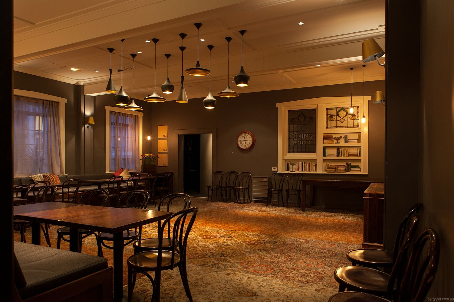 Brunswick Hotel, Hobart, TAS. Function Room hire photo #2