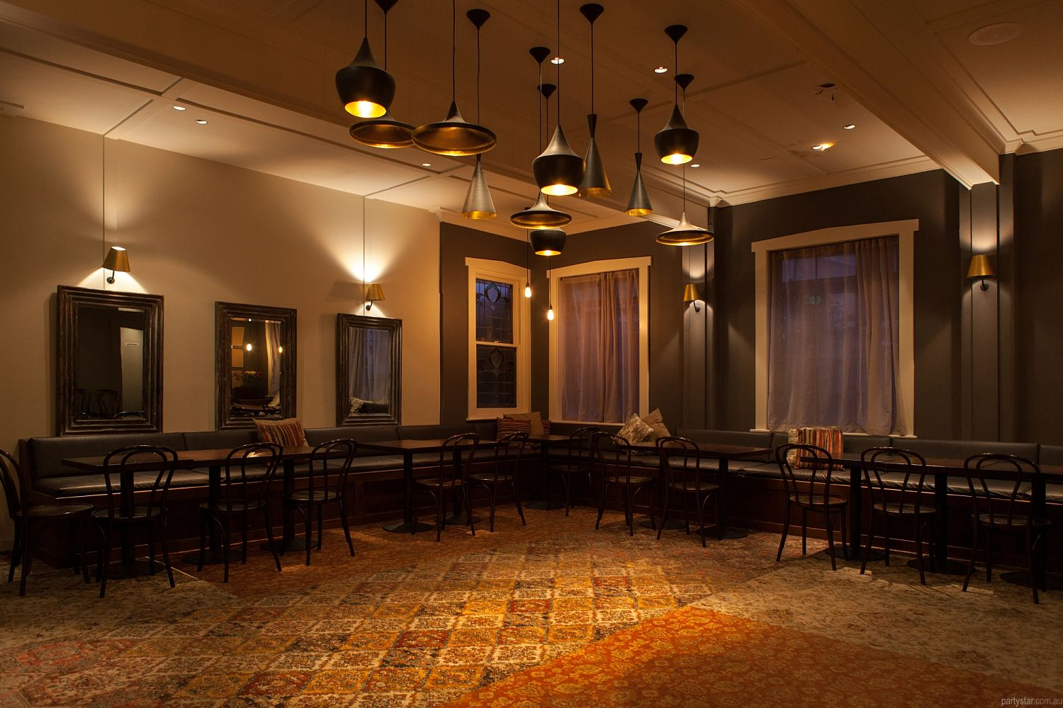 Brunswick Hotel, Hobart, TAS. Function Room hire photo #3