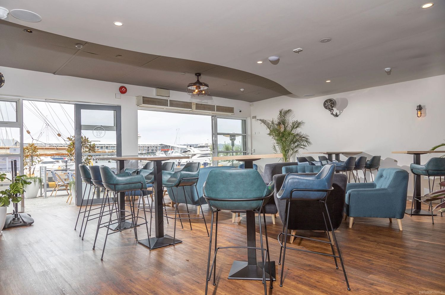 Tavern 42 Degrees South (T42), Hobart, TAS. Function Room hire photo #1