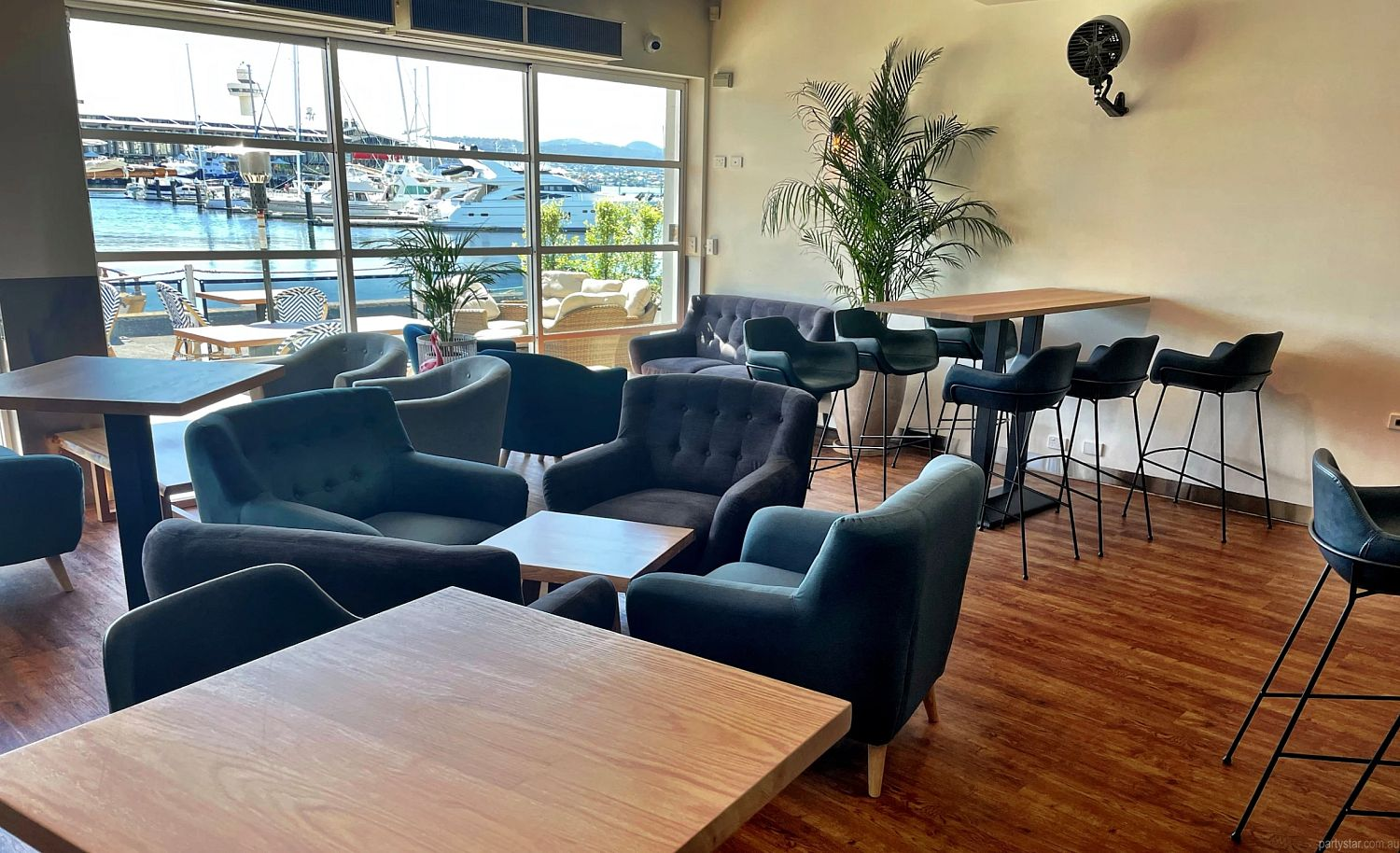 Tavern 42 Degrees South (T42), Hobart, TAS. Function Room hire photo #2