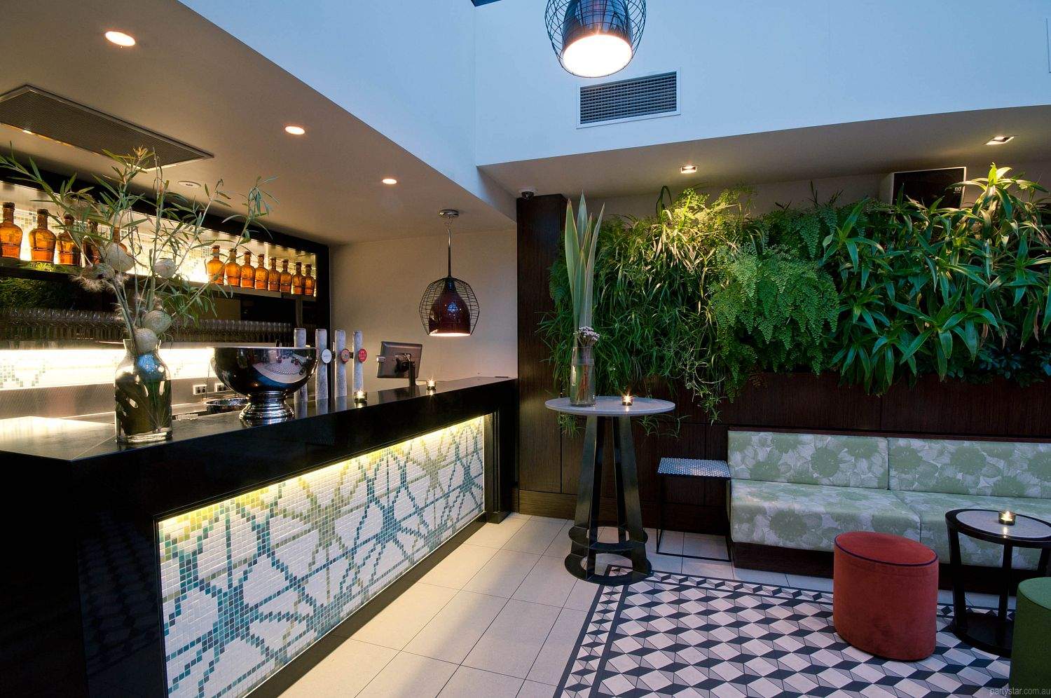 The Botanical, South Yarra, VIC. Function Room hire photo #2