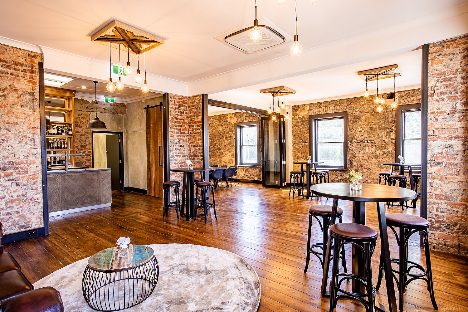 Terminus Hotel, Fitzroy North, VIC. Function Room hire photo #1