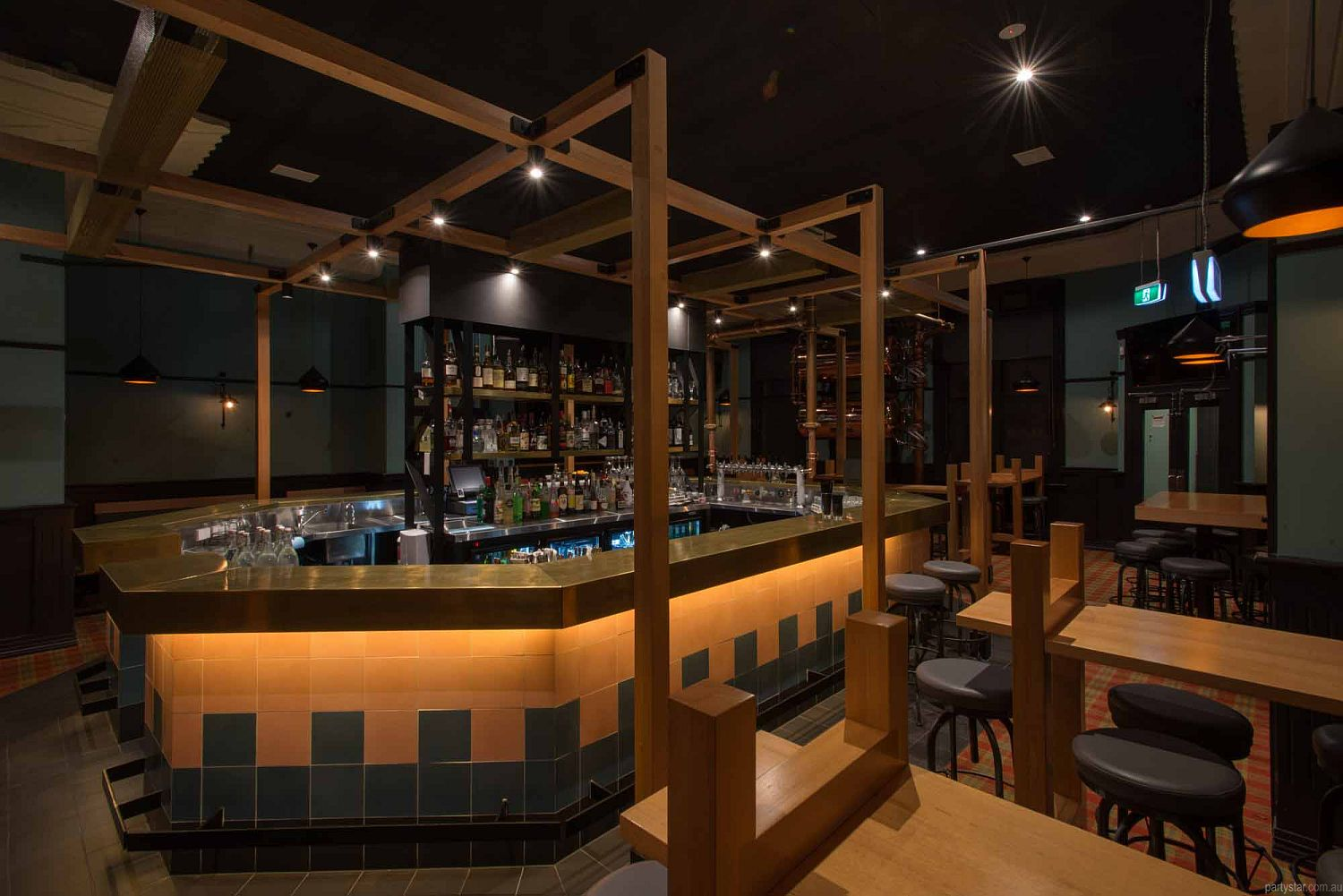 Union Hotel, Ascot Vale, VIC. Function Room hire photo #1