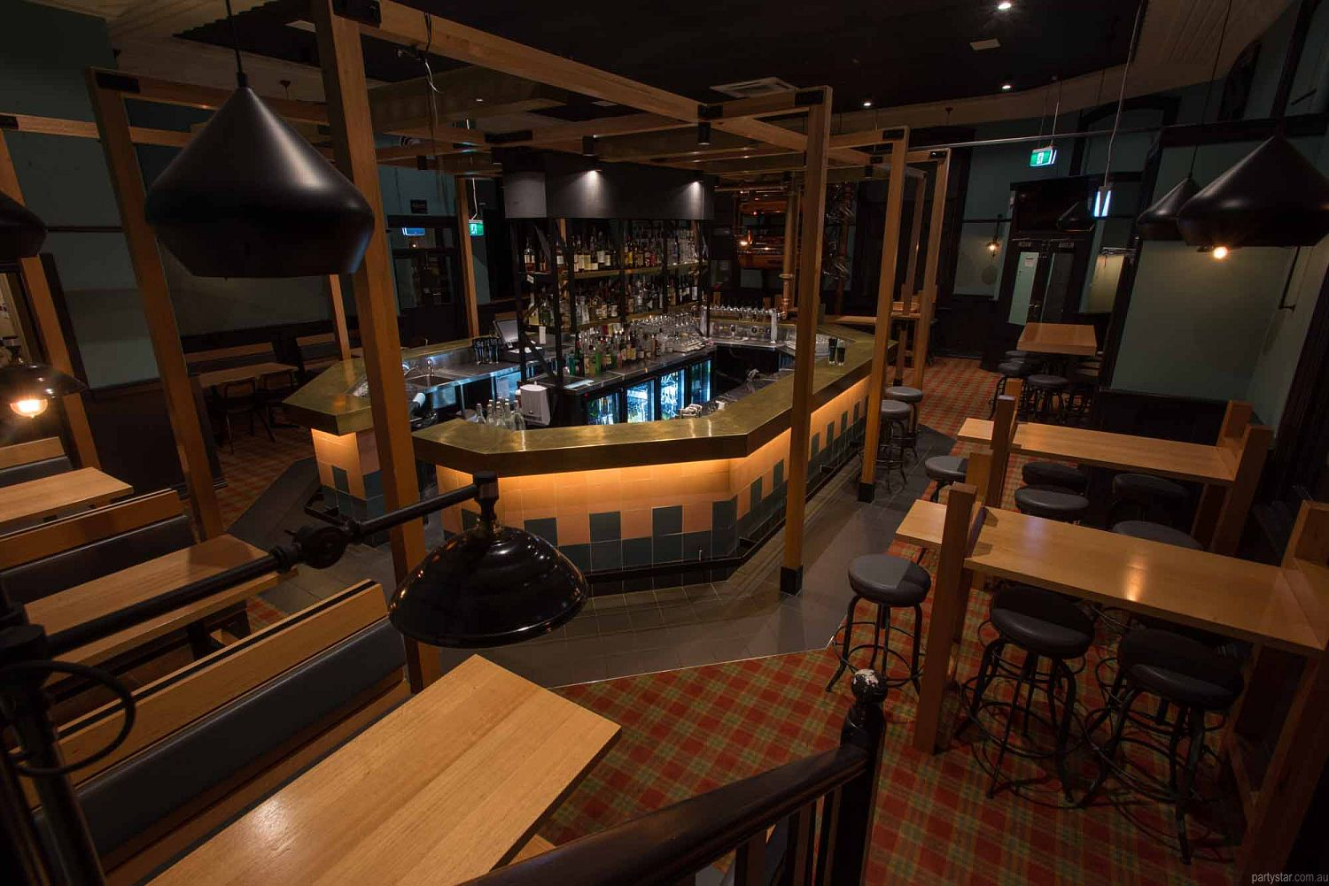 Union Hotel, Ascot Vale, VIC. Function Room hire photo #2