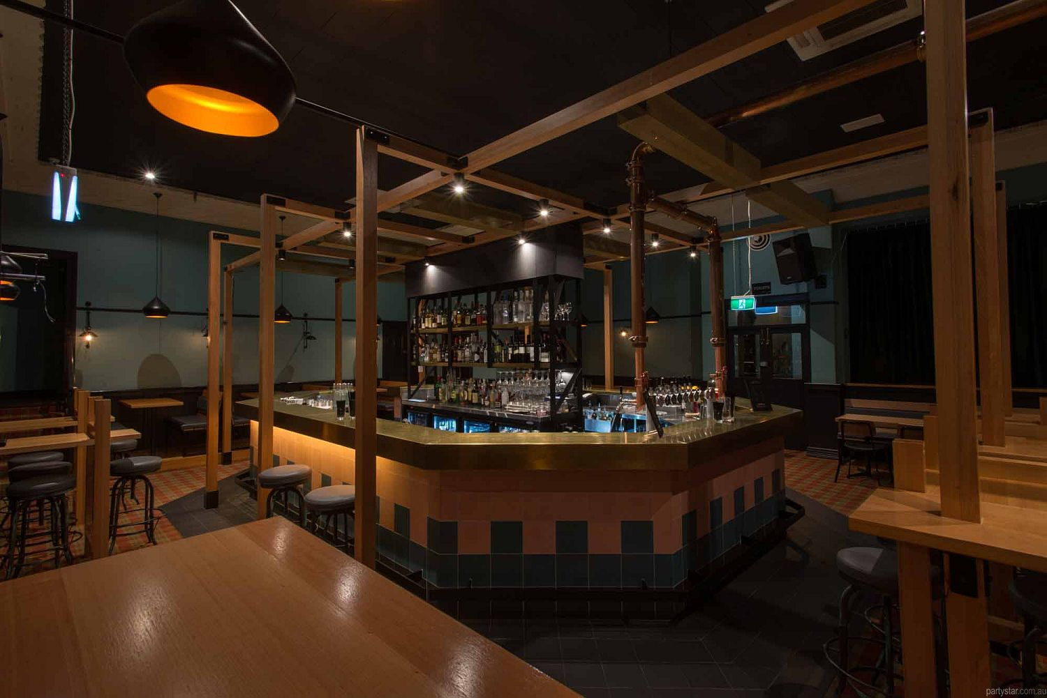 Union Hotel, Ascot Vale, VIC. Function Room hire photo #3