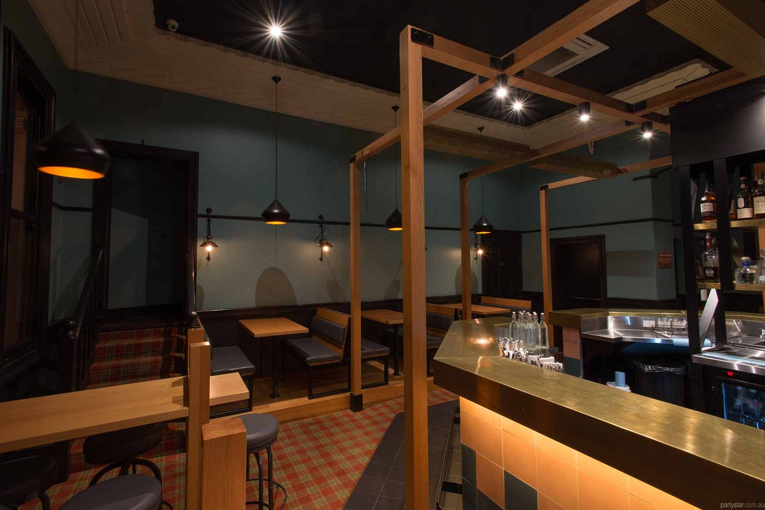 Union Hotel, Ascot Vale, VIC. Function Room hire photo #4