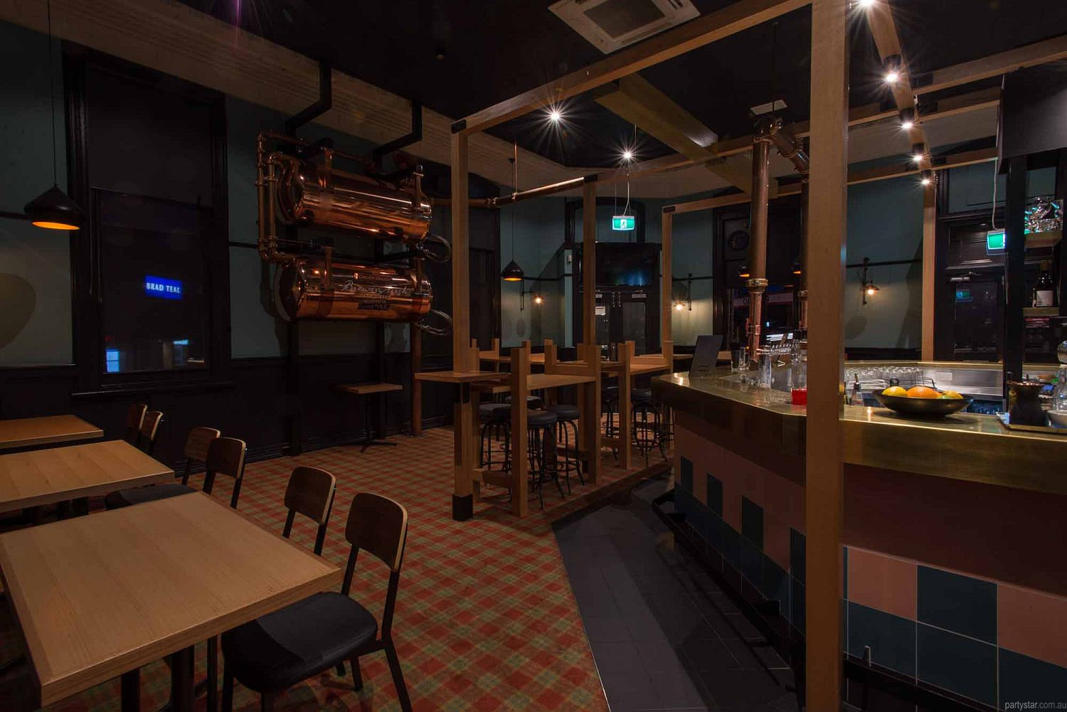 Union Hotel, Ascot Vale, VIC. Function Room hire photo #5