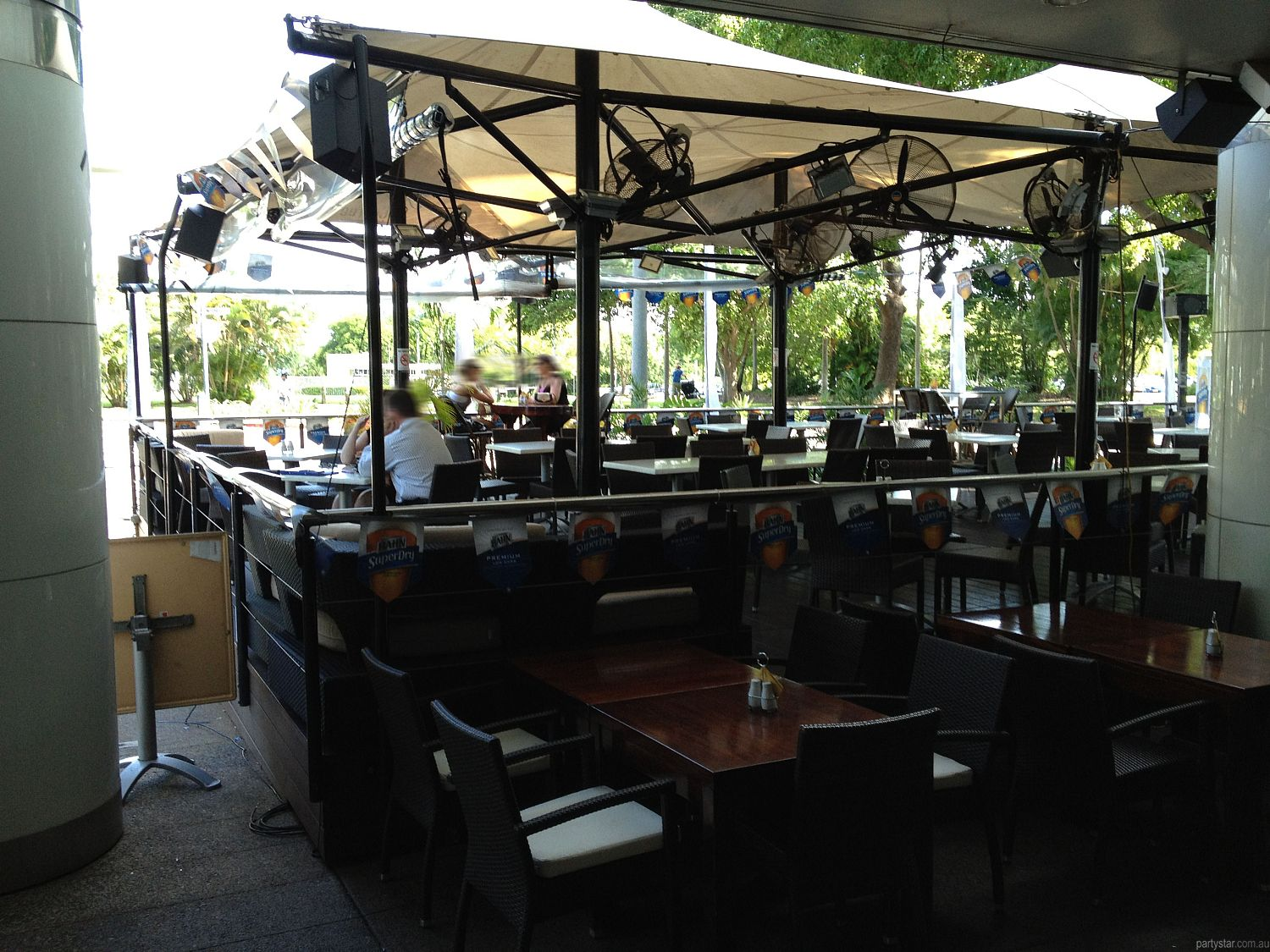 Deck Bar, Darwin, NT. Function Room hire photo #5