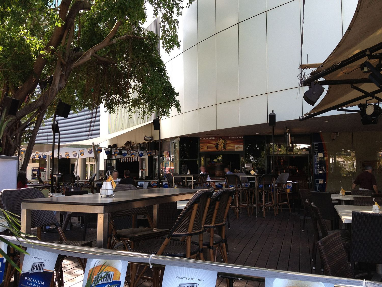 Deck Bar, Darwin, NT. Function Room hire photo #3