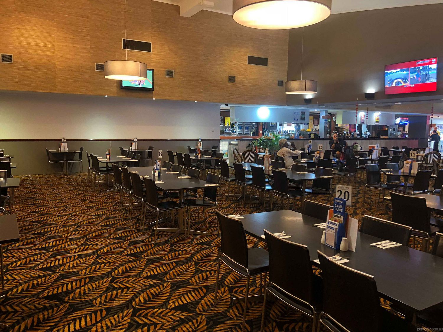 Cazalys, Palmerston, NT. Function Room hire photo #1