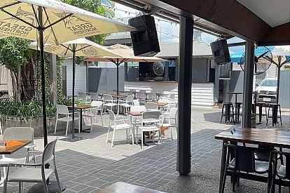 Function venue Hotel Darwin