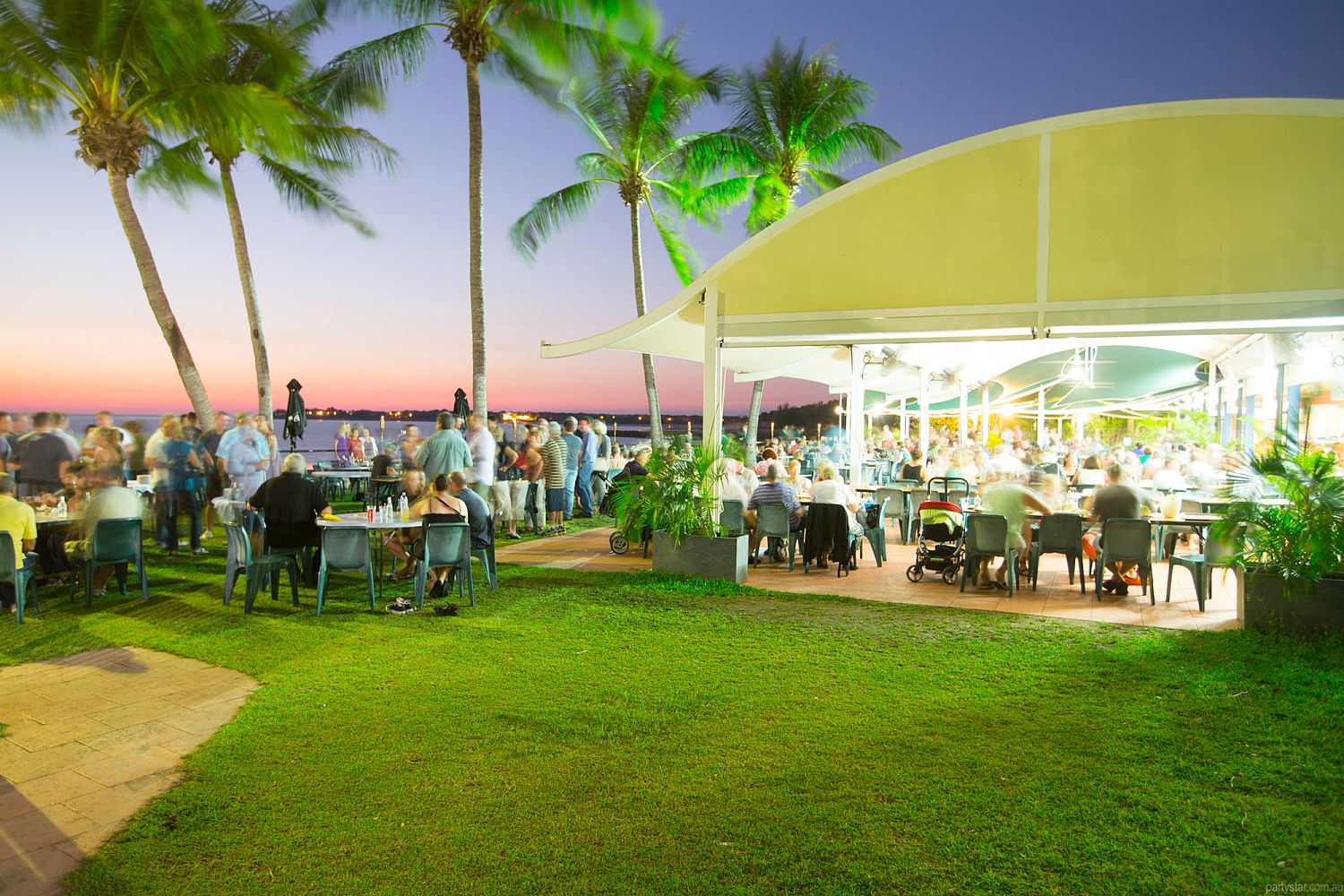 Darwin Trailer Boat Club, Fannie Bay, NT. Function Room hire photo #1