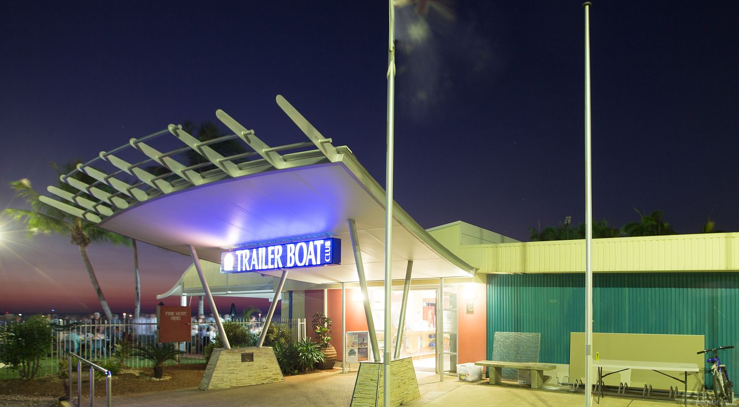 Darwin Trailer Boat Club, Fannie Bay, NT. Function Room hire photo #4
