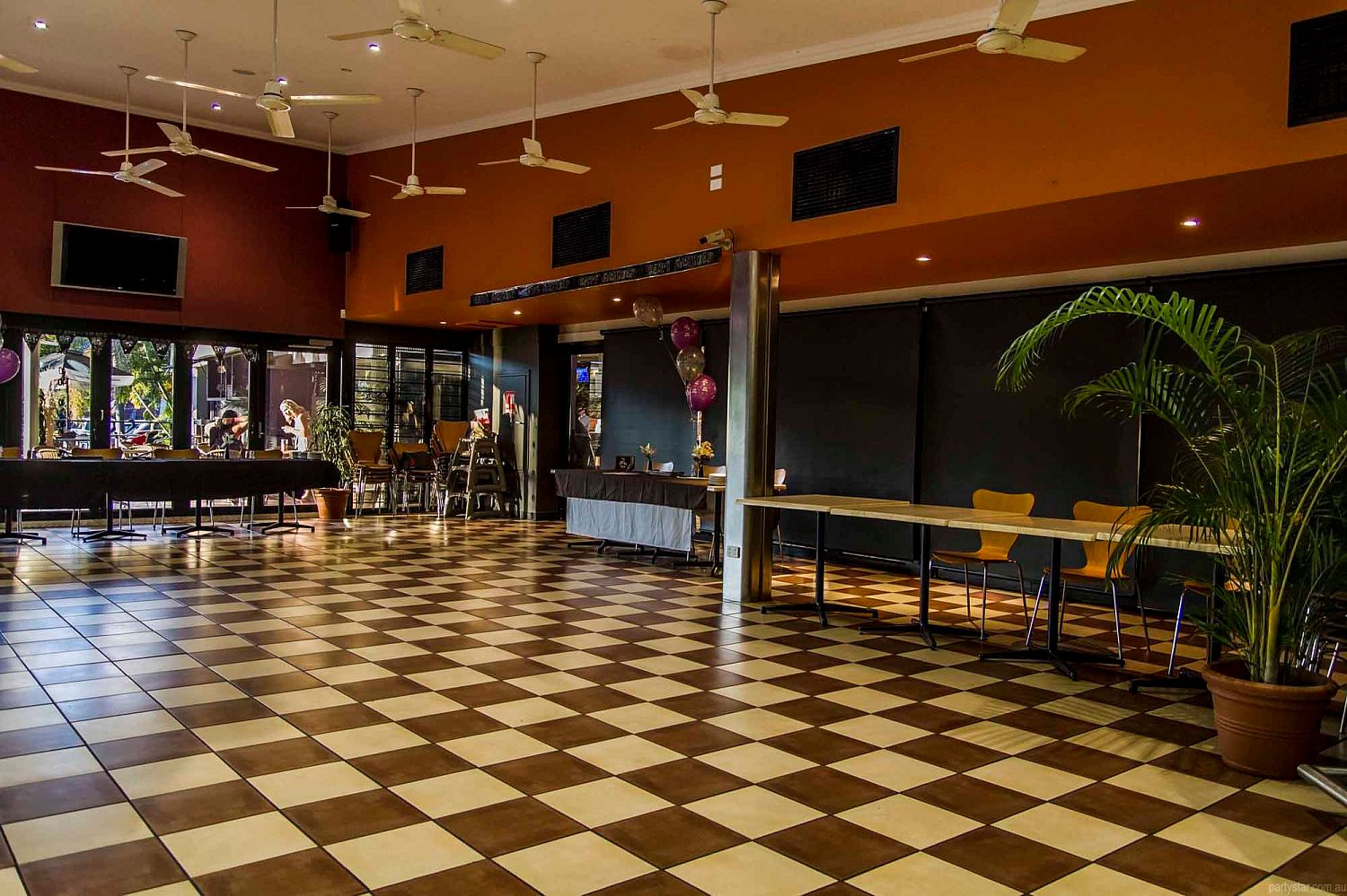 Airport Tavern, Jingili, NT. Function Room hire photo #2