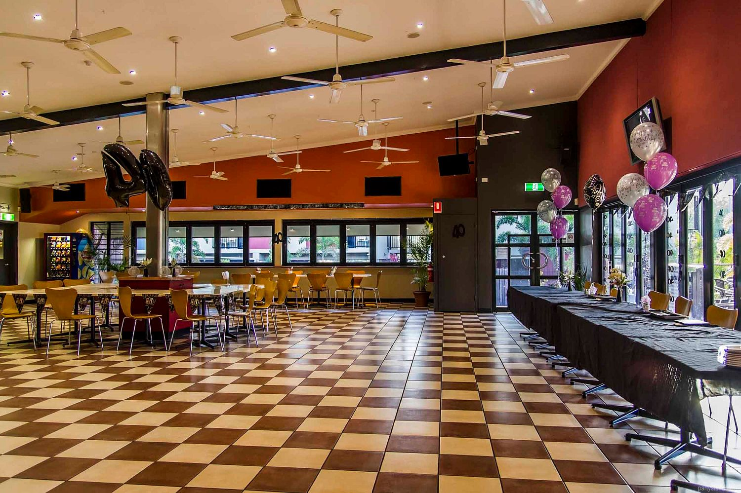 Airport Tavern, Jingili, NT. Function Room hire photo #3