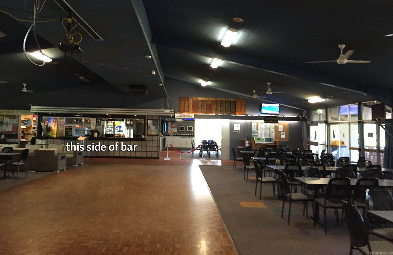 Darwin Golf Club, Marrara, NT. Function Room hire photo #2
