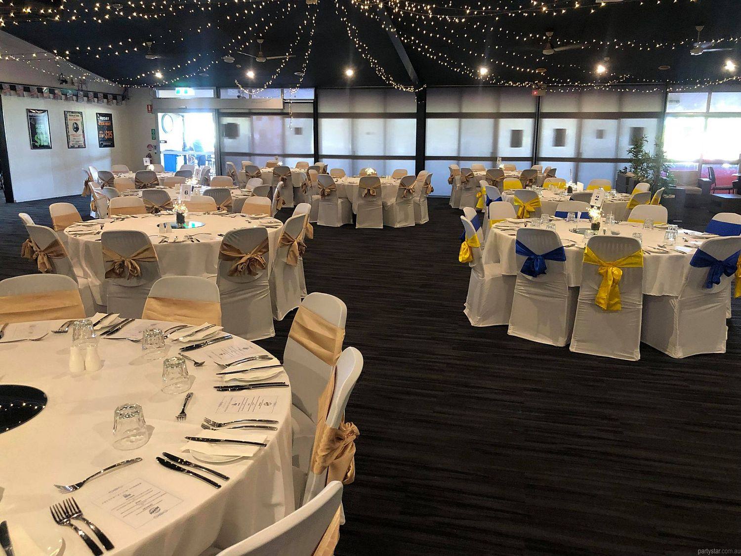 Darwin Golf Club, Marrara, NT. Function Room hire photo #4