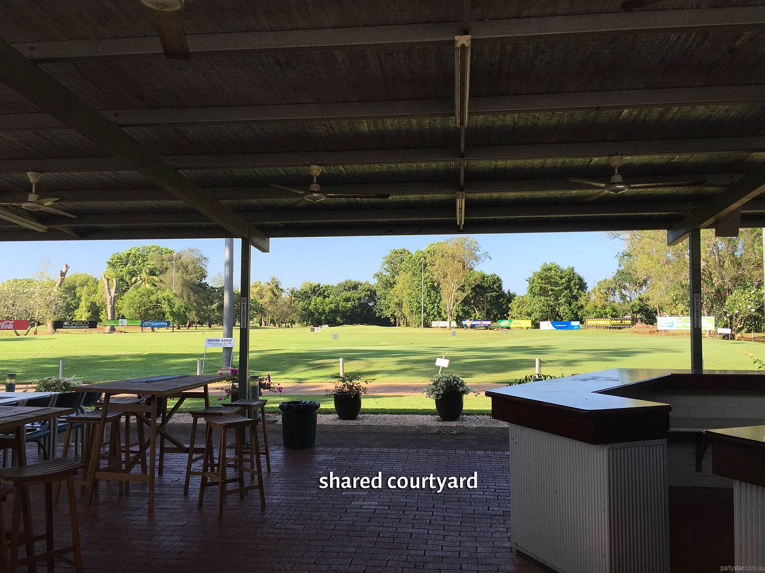 Darwin Golf Club, Marrara, NT. Function Room hire photo #5