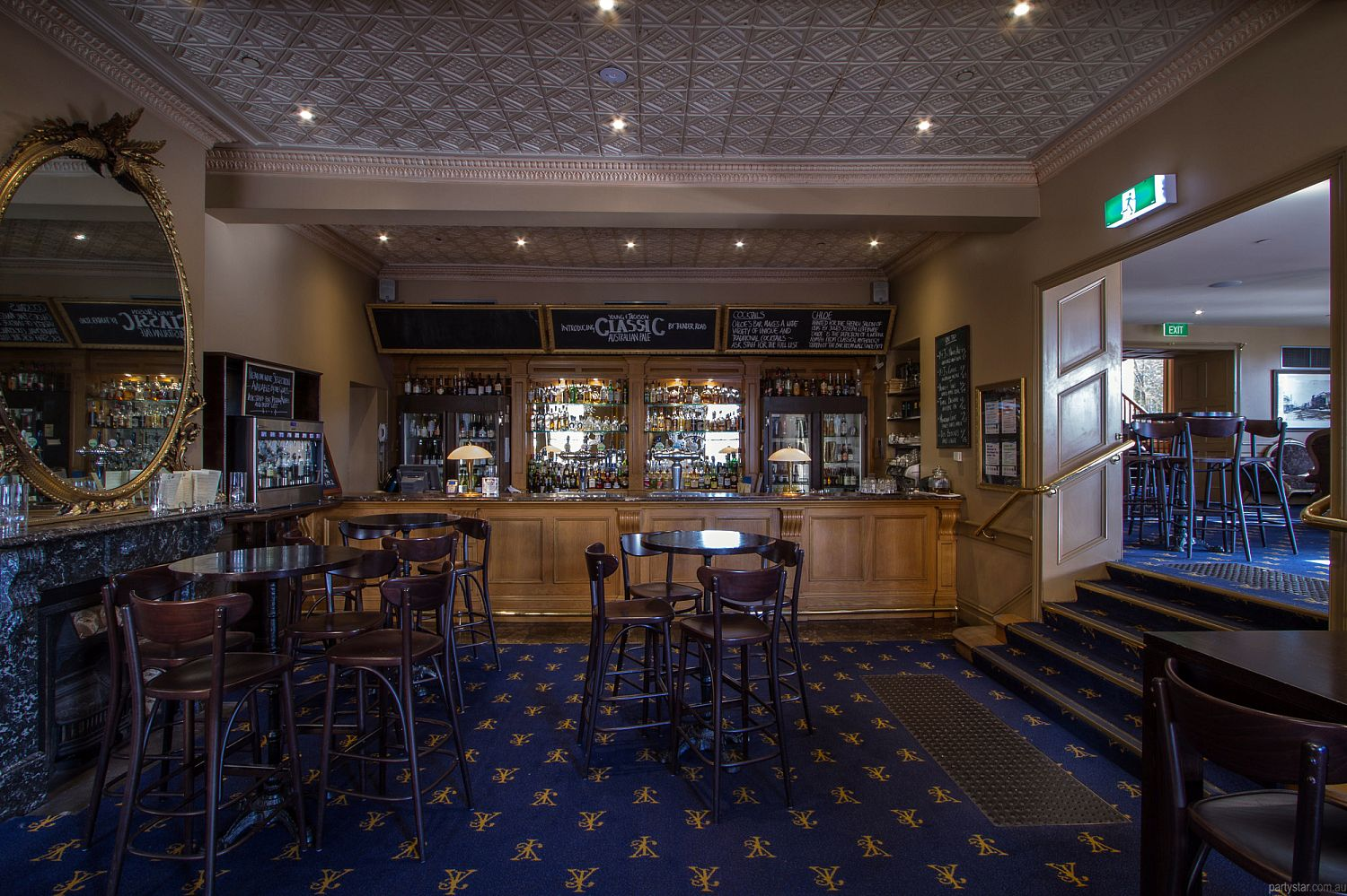 Young and Jackson, Melbourne, VIC. Function Room hire photo #1