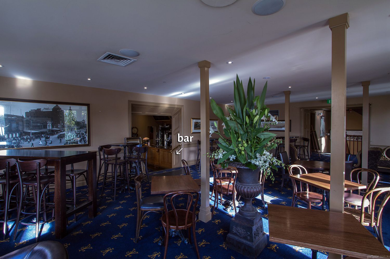 Young and Jackson, Melbourne, VIC. Function Room hire photo #5