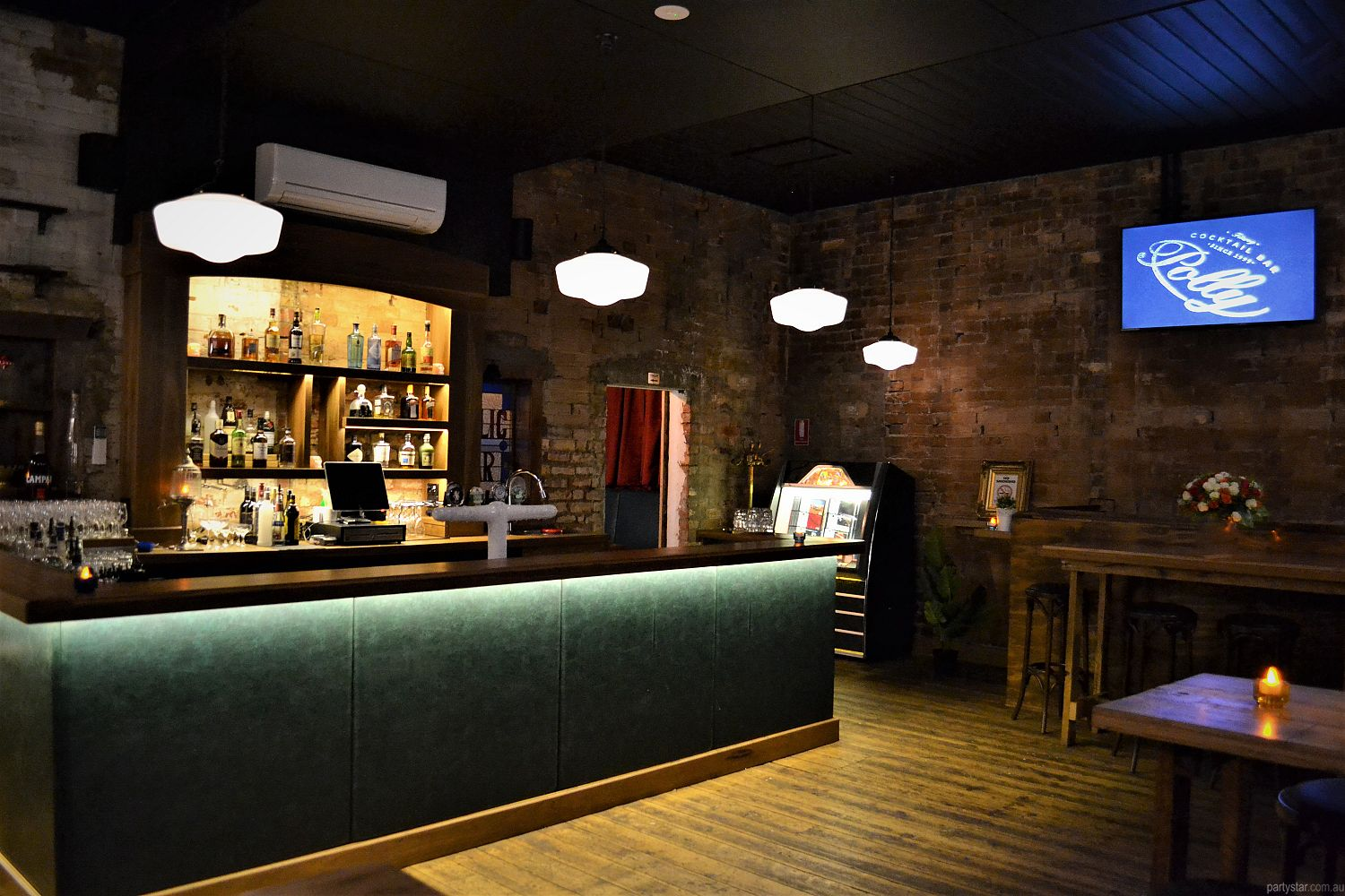 Polly, Fitzroy, VIC. Function Room hire photo #1