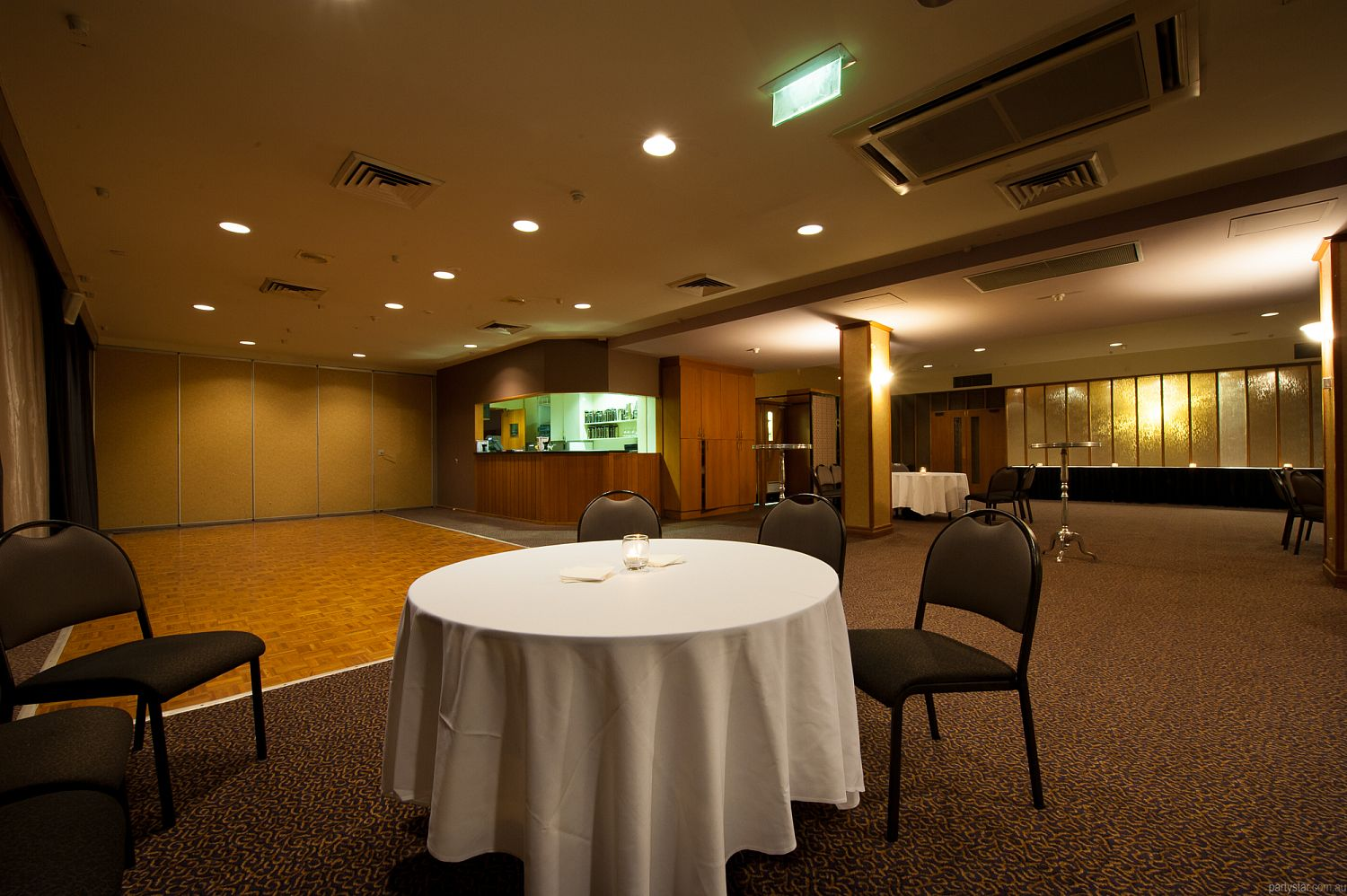 Southern Cross Club Woden, Woden, ACT. Function Room hire photo #4