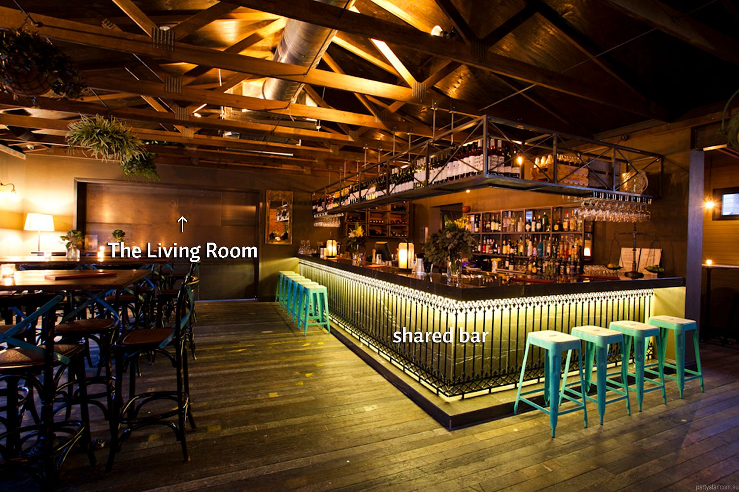 The Duxton, O'Connor, ACT. Function Room hire photo #3