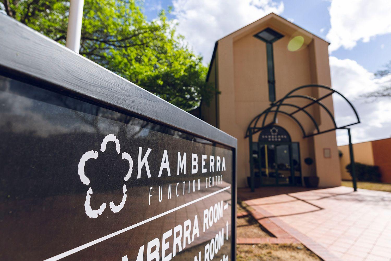 Kamberra Function Centre, Lyneham, ACT. Function Room hire photo #1