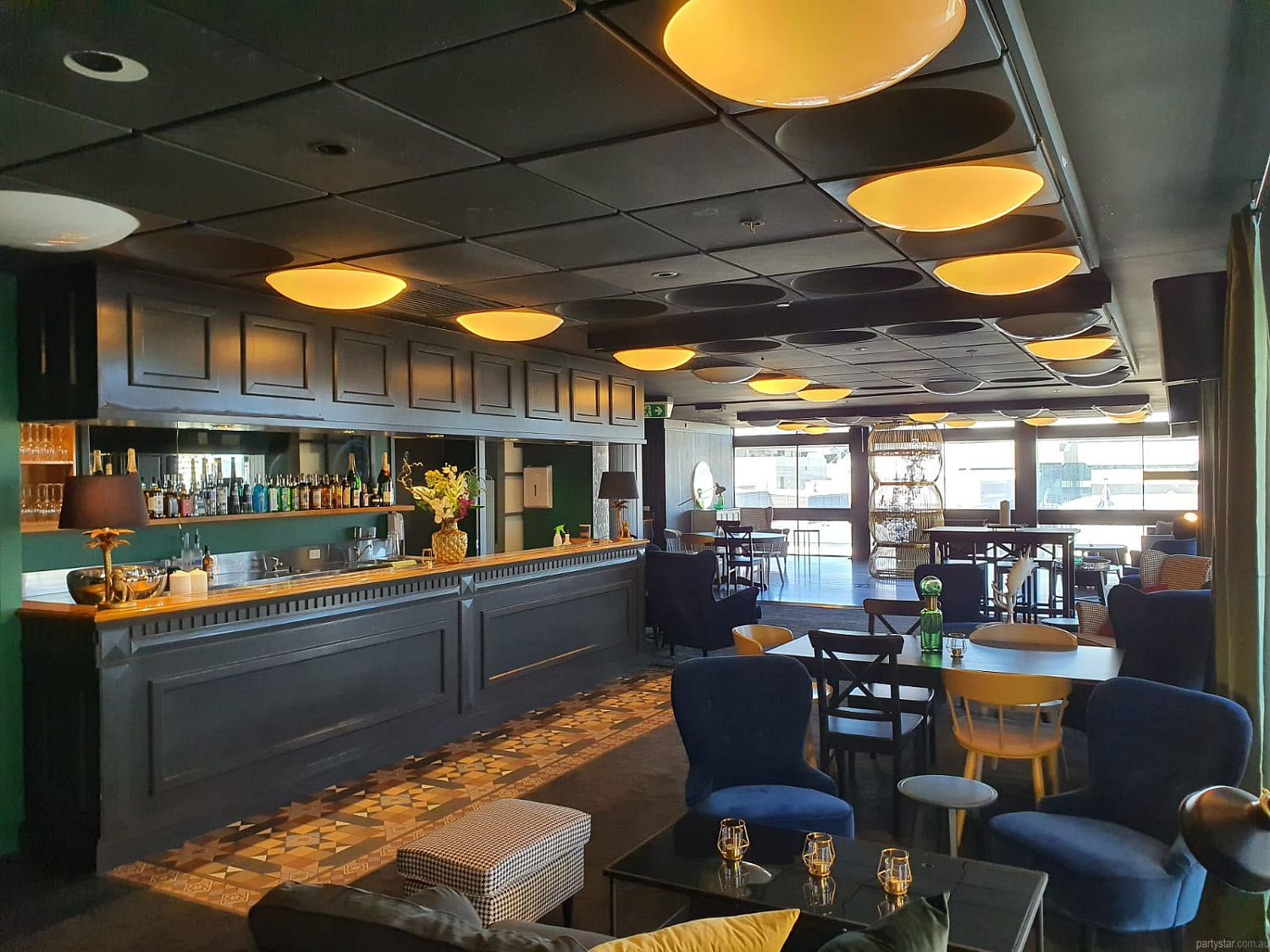 Zoo Bar and Grill, Canberra, ACT. Function Room hire photo #1