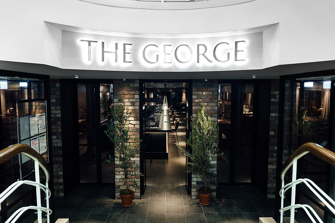 Second venue photo of The George on Collins