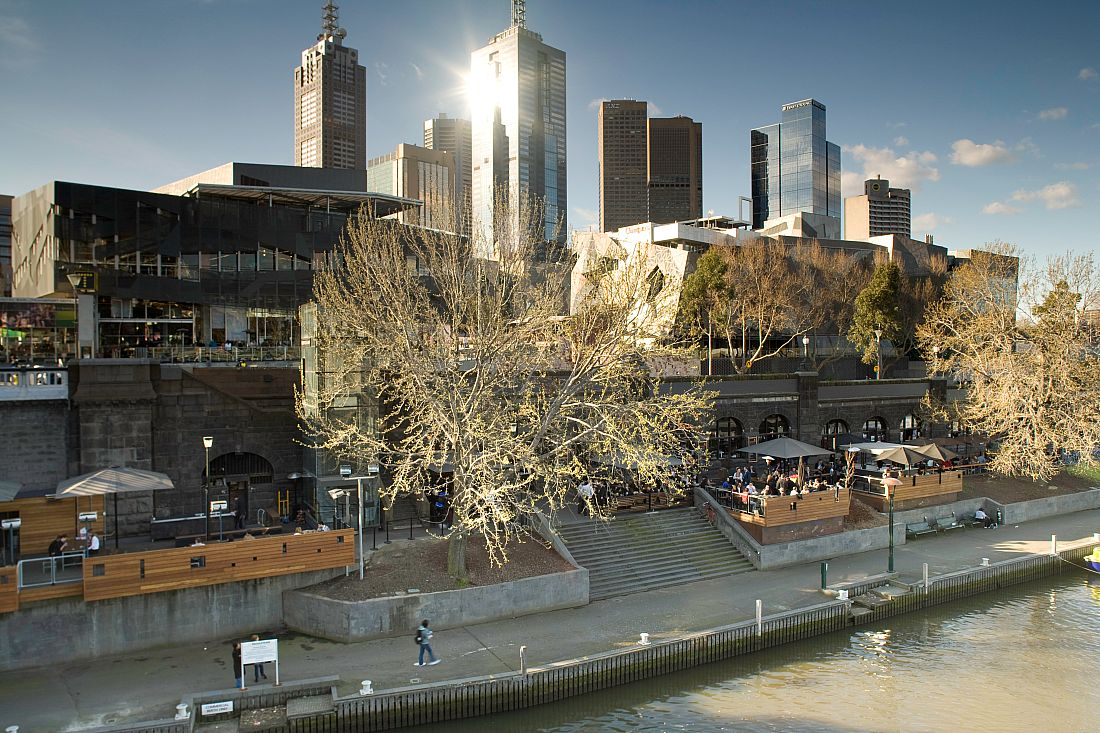 First venue photo of Riverland (Federation Wharf)