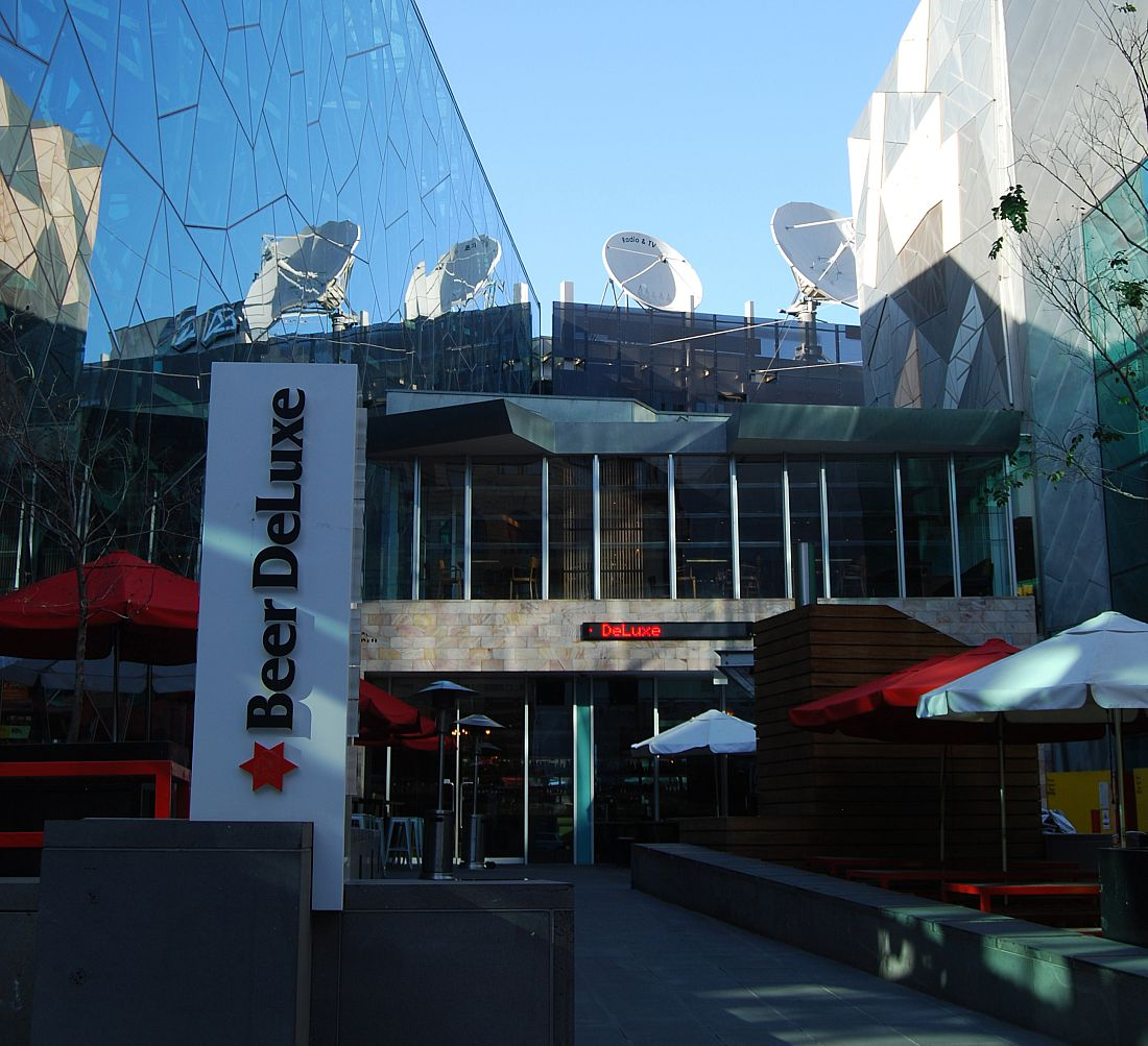 Third venue photo photo of Beer DeLuxe (Federation Square)