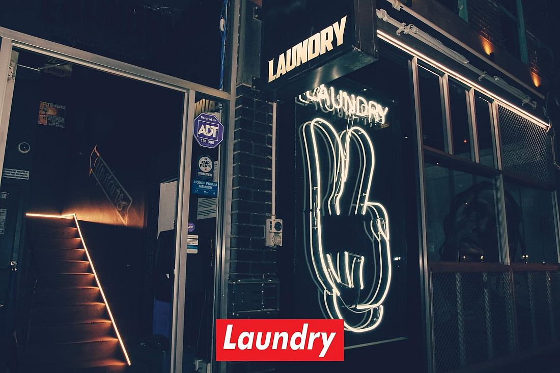 First venue photo of Laundry