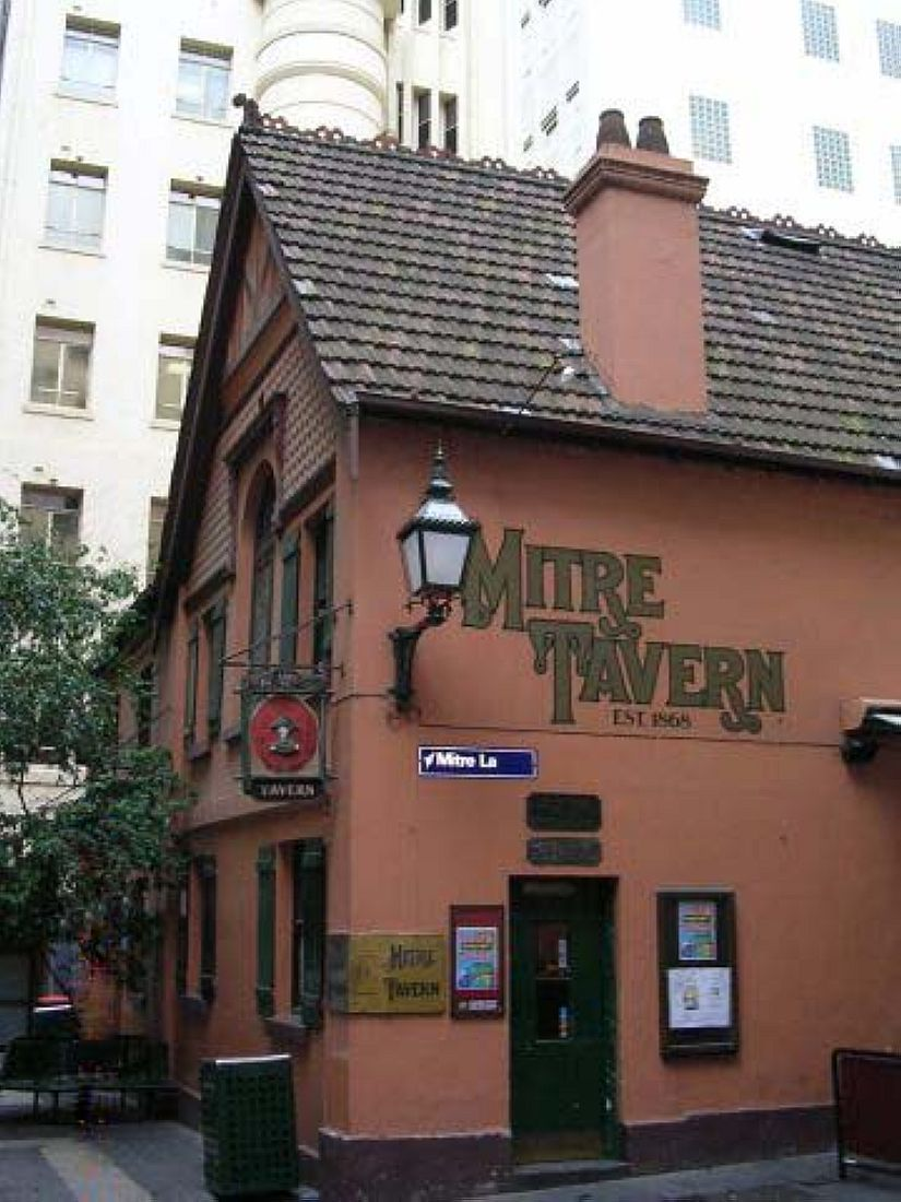 First venue photo of Mitre Tavern